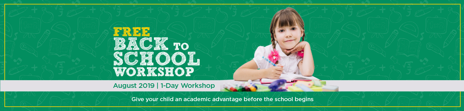 backtoschool workshop