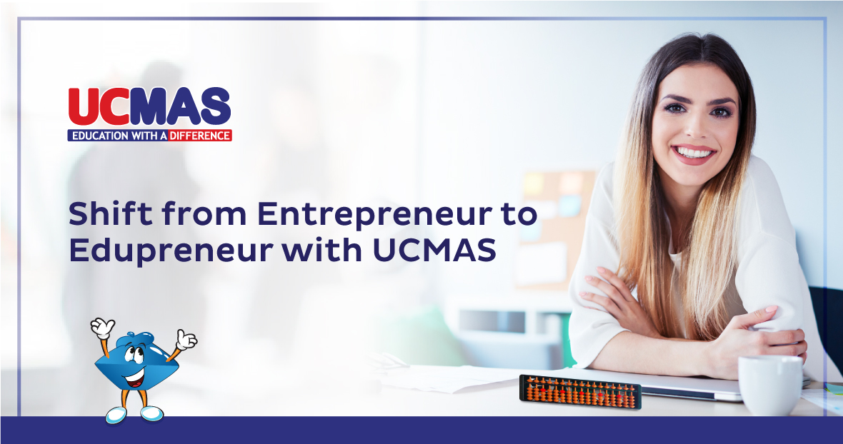 Know the benefits of owning the UCMAS Education Franchise, which is considered among the best tutoring franchises.