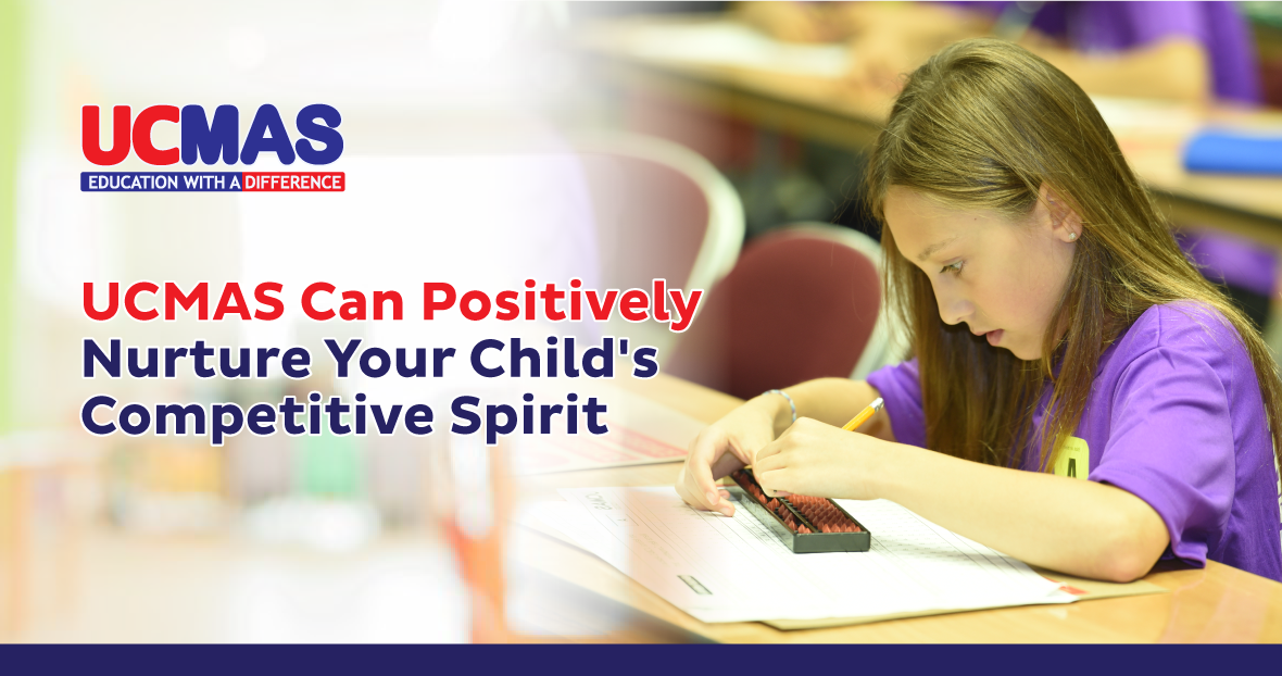 UCMAS Abacus math program for kids can give your child a competitive edge. Visit your nearest UCMAS Centre – Abacus based Child Development Program.